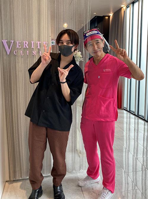 やっぴさんと福田先生